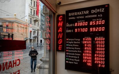 Emerging Markets Defy Risks With Turkey Taking Center Stage