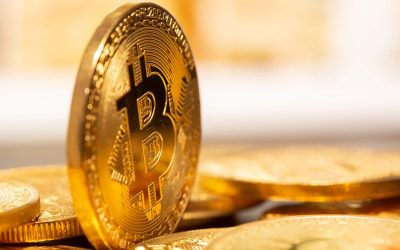 Bitcoin on record-setting spree, jumps 5% on day